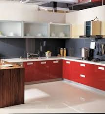 modular kitchen colors: kitchen modern modular open kitchen design small space modern modular open kitchen white flooring ideas popular
