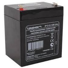 Аккумуляторная <b>батарея Ippon IP12</b>-<b>5</b> 12V/5Ah
