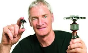 James Dyson, penemu vacuum cleaners tanpa kantong, kini telah mempunyai penemuan baru: kipas angin tanpa baling-baling. Kipas angin ini mendorong 119 galon ... - James-Dyson-and-the-new-D-001