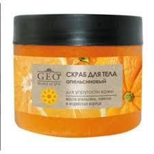 <b>Скраб для тела GEO</b> World of Spa Апельсиновый для упругости ...