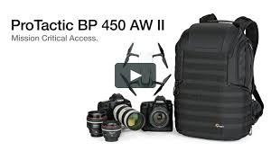 <b>Lowepro</b> - <b>ProTactic BP 450</b> AW II Product Walk Through on Vimeo