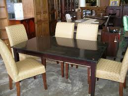 Granite Dining Room Tables Good Granite Dining Room Table Sets On Granite Dining Table