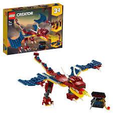 <b>Конструктор LEGO Creator</b> 31102 <b>Огненный</b> дракон, артикул ...