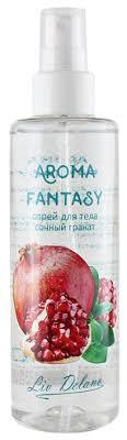 <b>Ароматический спрей для</b> тела Liv Delano Aroma Fantasy ...