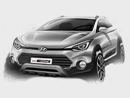 У <b>корейского</b> хэчтбека Hyundai i20 появится SUV-версия
