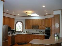 kitchen replacing fluorescent lights