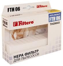 Купить Filtero HEPA-<b>фильтр</b> FTH 06 1 шт. по низкой цене с ...