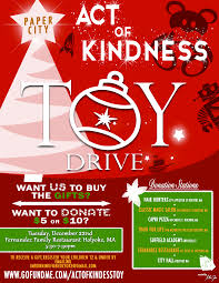 donations sought for community toy drive in holyoke com toy drive flyer