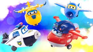 Мультики для детей: Супер крылья! <b>Super Wings</b> ...