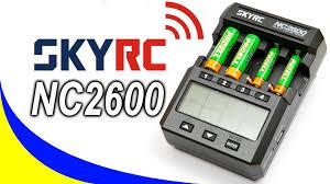 SkyRC NC2600 - это больше чем просто <b>зарядное устройство</b> ...