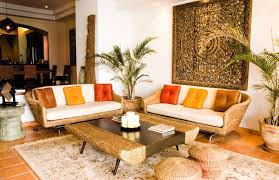 tropical living rooms: living room tropical living rooms amazing tropical living rooms with wicker furniture and area