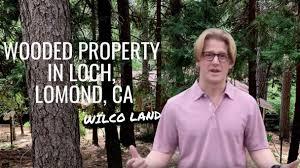 Wilco Land - Gorgeous Lot in Loch <b>Lomond</b>, CA | Facebook
