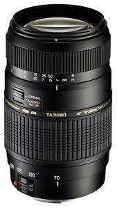 <b>Объектив Tamron AF</b> 70-300mm f/4-5.6 Di LD MACRO 1:2 (A17 ...