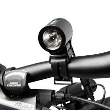 FL 900 Front <b>LED USB Mountain Bike</b> Light - Decathlon