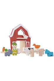 """Набор """"Ферма"""" <b>Plan Toys</b> арт 6618/W18011878626 купить в ..."""