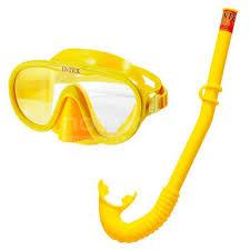 <b>Набор для плавания Intex</b> Adventurer Swim Set 55642 в Москве ...