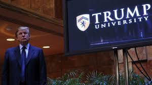 trump university is like other for profit colleges but out the donald trump holds a media conference announcing the establishment of trump university on 23 2005 in new york city