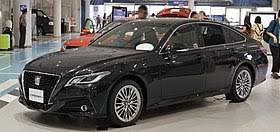 Toyota Crown - Wikipedia