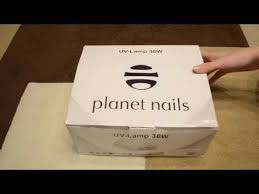 "Видеообзор на <b>УФ лампа</b> 36W <b>Planet Nails</b> Tunnel ""Econom ..."