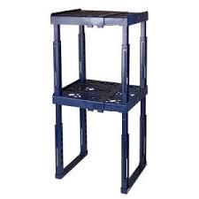 12 in. W x 14 in. H x 10 in. D Blue Adjustable <b>Locker Shelf</b> (2-Pack)