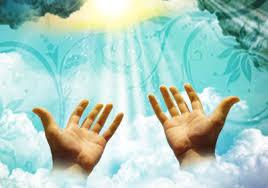 Image result for دستهای در حال نیایش