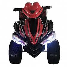 Электроквадроцикл Zhehua, красный | Купить с доставкой | My ...