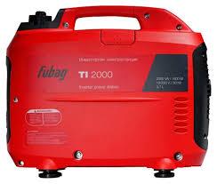 Купить бензиновый <b>генератор Fubag TI 2000</b>, цены в Москве на ...