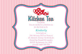 High Tea Kitchen Tea Bridal Shower Invitation Wording Tea Party Tea Party Birthday