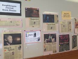 poughkeepsie day school how to write a scary story out scary stories written by pds students and dating back to 2000 are on display in the mslc this month