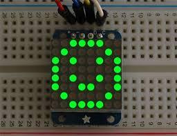 "<b>0.56</b>"" <b>7</b>-<b>Segment</b> Backpack | Adafruit LED Backpacks | Adafruit ..."