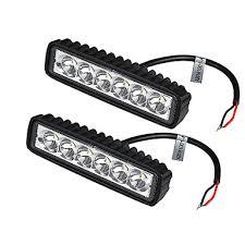 <b>2Pcs</b>/<b>Lot</b> 18W LED Work Light Bar Car Truck Boat <b>Driving</b> Lamp Off ...