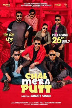Download Chal Mera Putt (2019) {Hindi – Punjabi} Full Movie 480p | 720p