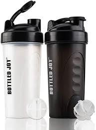 Shaker Bottle for Protein Mixes BPA-Free Leak Proof ... - Amazon.com