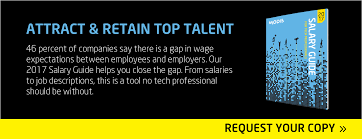things every it employer needs to know about hiring modis 2017 salary guide for tech professionals