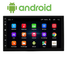 Sypher Universal <b>Android 7.0</b> inch Touch Screen Double Din <b>Car</b> ...