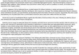 essay on rebellion   active outdoors pursuits ltd free essays on stono rebellion through   essay depot