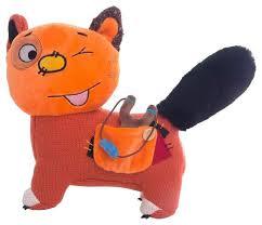 Купить мягкая игрушка животное <b>Gulliver Кот хулиган</b> 51-T78045A ...
