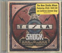 <b>Tesla</b> - <b>Shock</b> (2019, CD) | Discogs