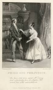 irony in the novel pride and prejudice by jane austen writework english franccedilais une gravure de 1833 illustrant une scegravene du chapitre 59 du r