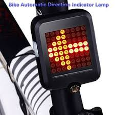 Bicycle Rear Intelligent Taillight Automatic Direction Indicator ... - Vova