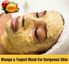 mango and skin treatment