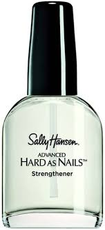 <b>Sally Hansen</b> Hard As Nails with Nylon Nail Treatment Formula ...