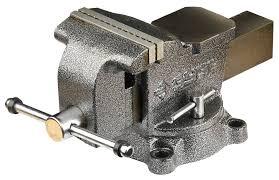 Купить <b>Тиски слесарные ЗУБР МАСТЕР</b> 3258-125 125 мм ...