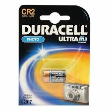 <b>Батарейка CR2 Duracell</b> CR2 Ultra (1-BL) (10/50/6000)