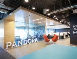 pandora media blackbaud offices cambridge