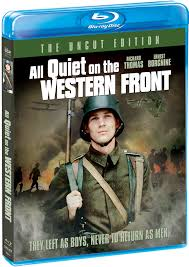 all quiet on the western front the uncut edition blu ray all quiet on western front bluray cover