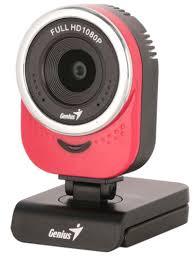 Отзывы на <b>Веб</b>-<b>камера Genius QCam 6000</b>, красный от ...