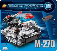 <b>Ракетная</b> установка М-270 с электродвигателем и ...