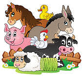Image result for baby farm animal clipart