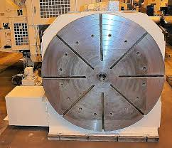"49"" TSUDAKOMA RTV-901.AA 4th-Axis Headstock/<b>Tailstock CNC</b> ..."